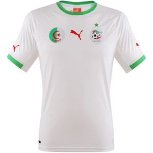 Algerien Trikot Home WM 2014