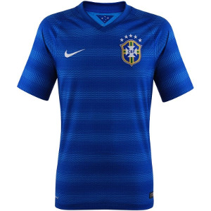 Brasilien Trikot Away WM 2014