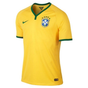Brasilien Trikot Home WM 2014