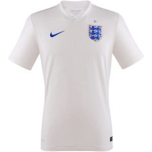 England Trikot Home WM 2014