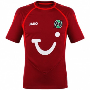 hannover 96 trikot 2016 von jako bei fan. Black Bedroom Furniture Sets. Home Design Ideas