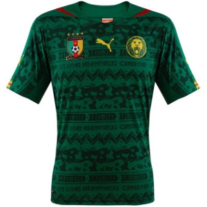 Kamerun Trikot Home WM 2014