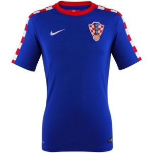Kroatien Trikot Away WM 2014