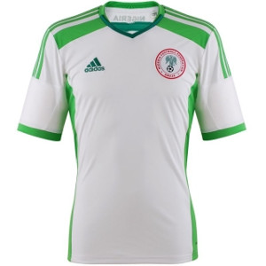 Nigeria Trikot Away WM 2014
